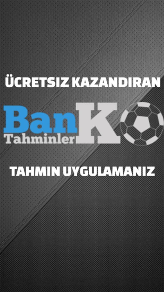 Banko Tahmin