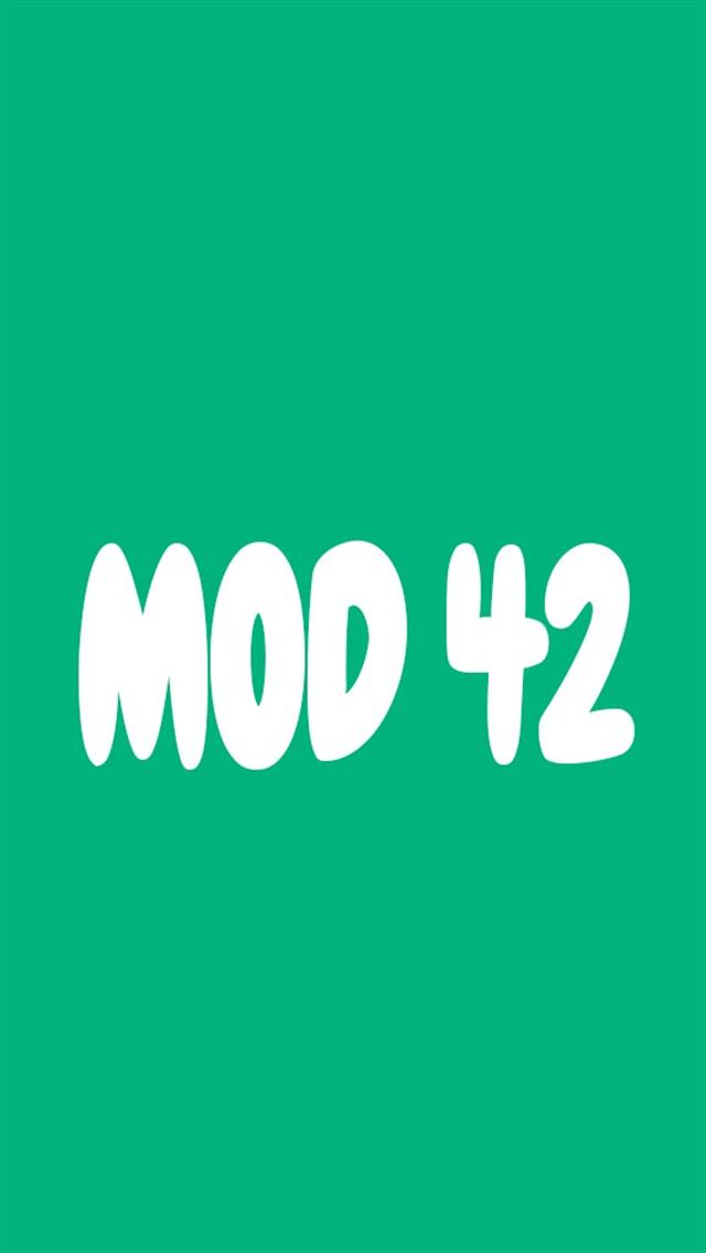 MOD 42