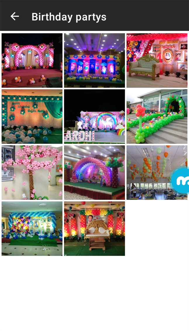 Mahesh Events