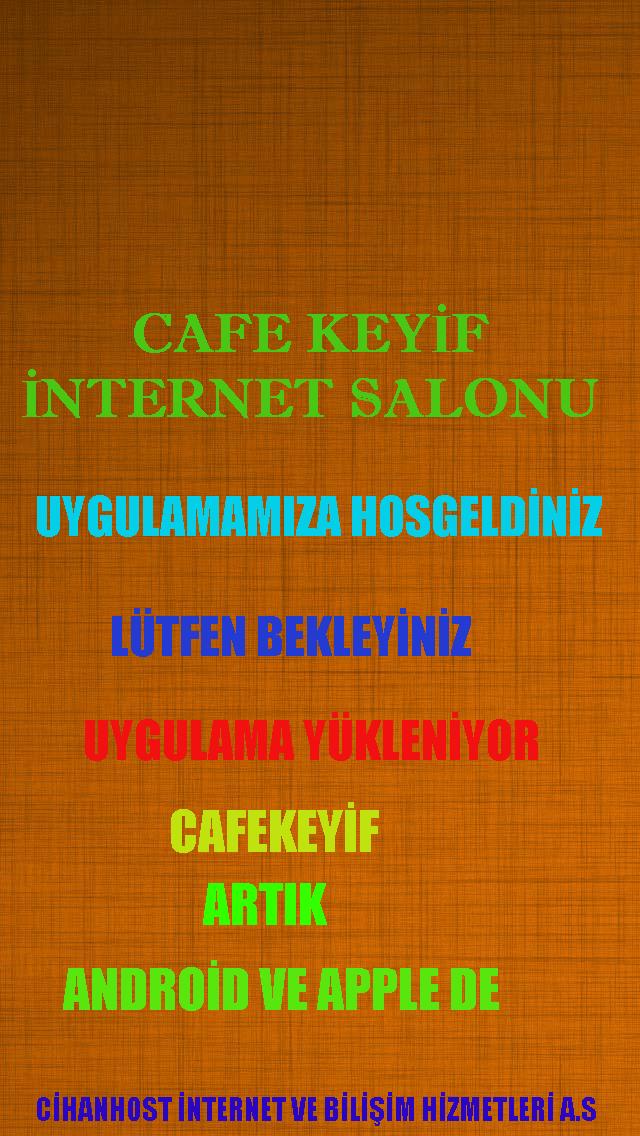 CAFE KEYİF