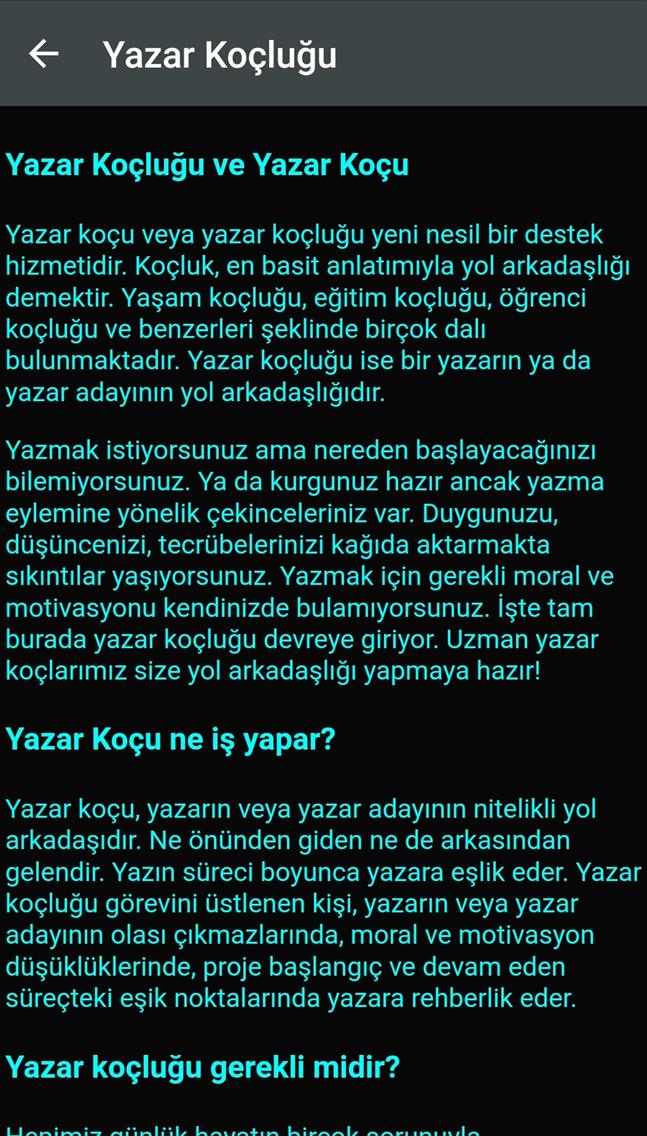 Yazar Koçu