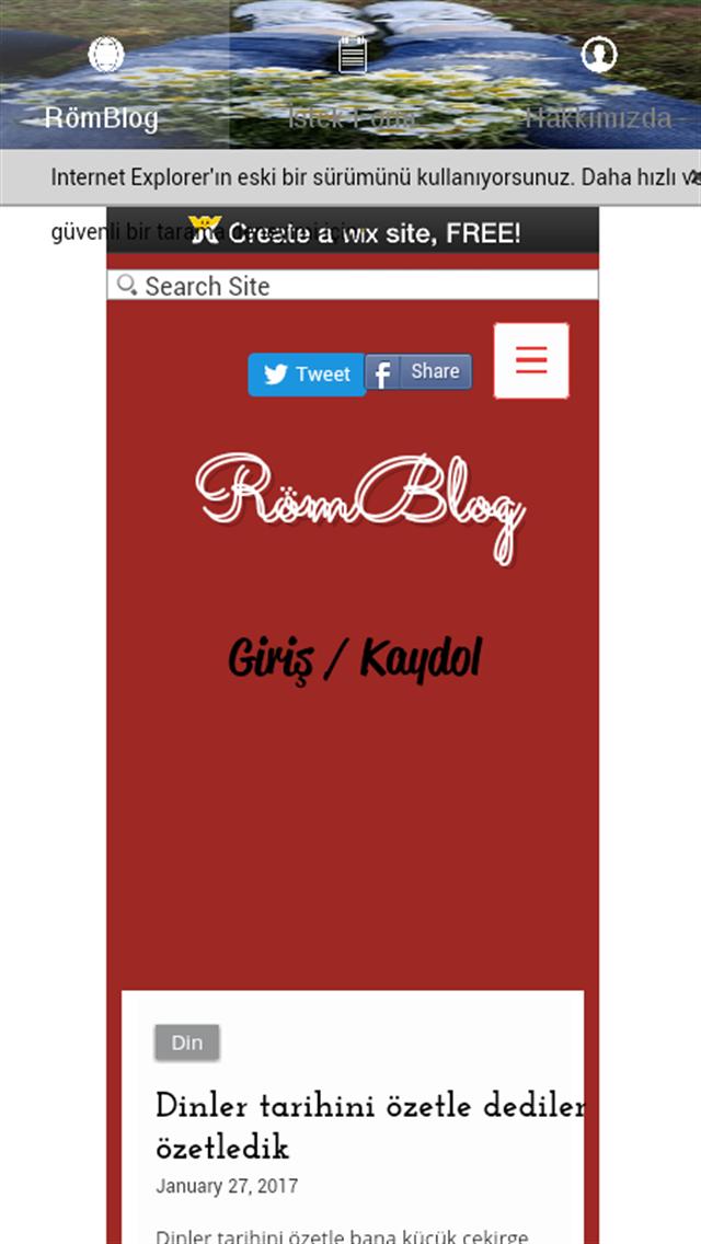 RömBlog