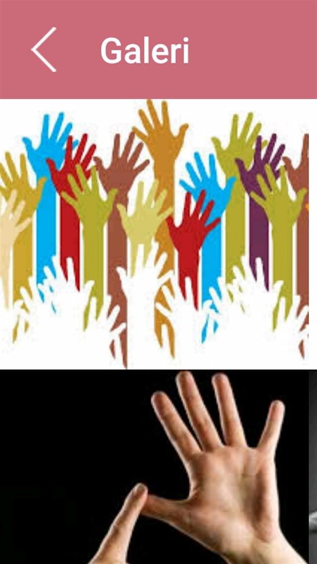 Ellerimiz Konuşuyor