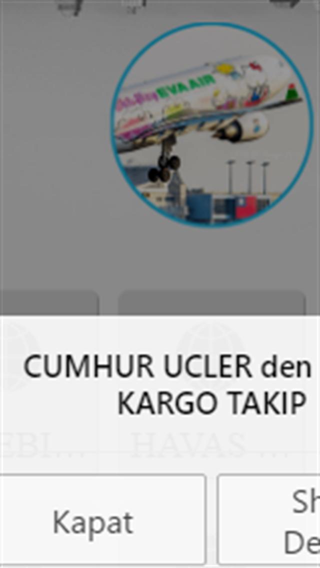 HAVA KARGO TAKIP