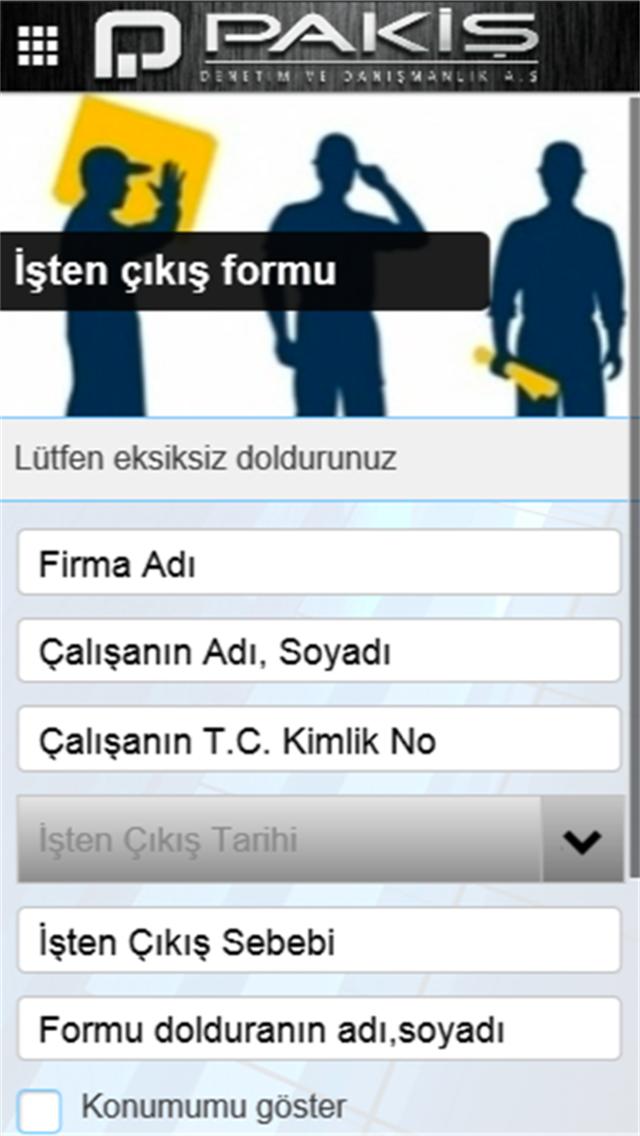 PAKİŞ DENETİM (YENİ)