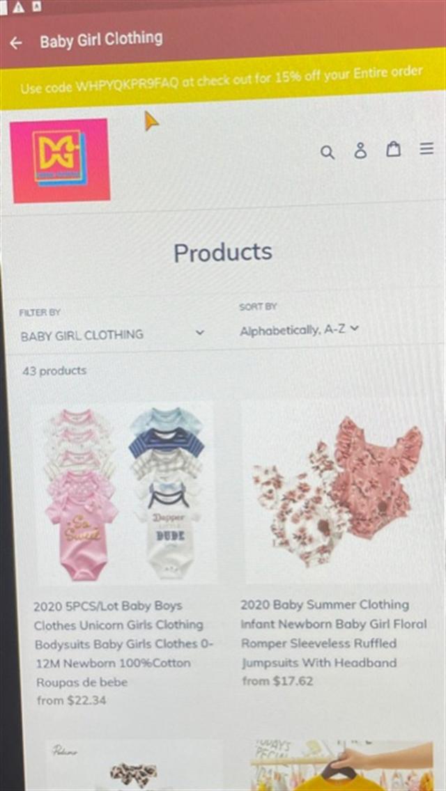 Dallah Clothing