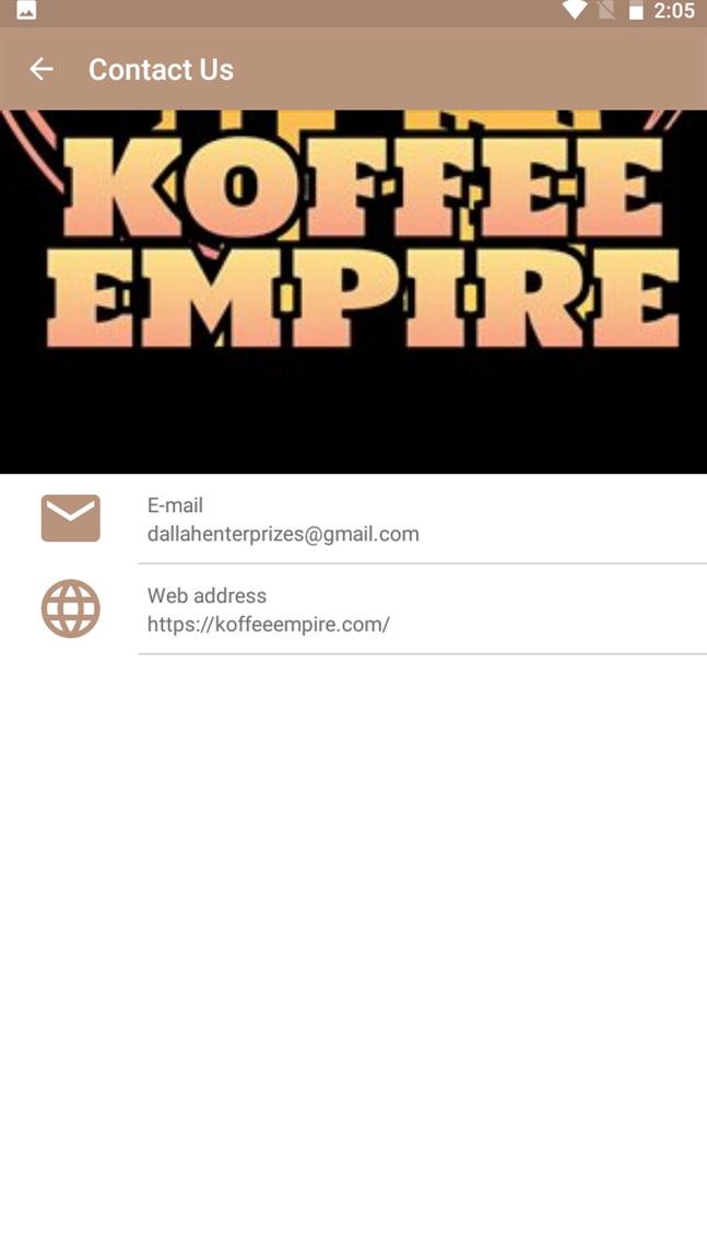 Koffee Empire