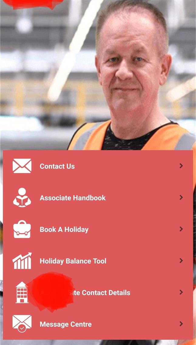 Adecco Associate Portal