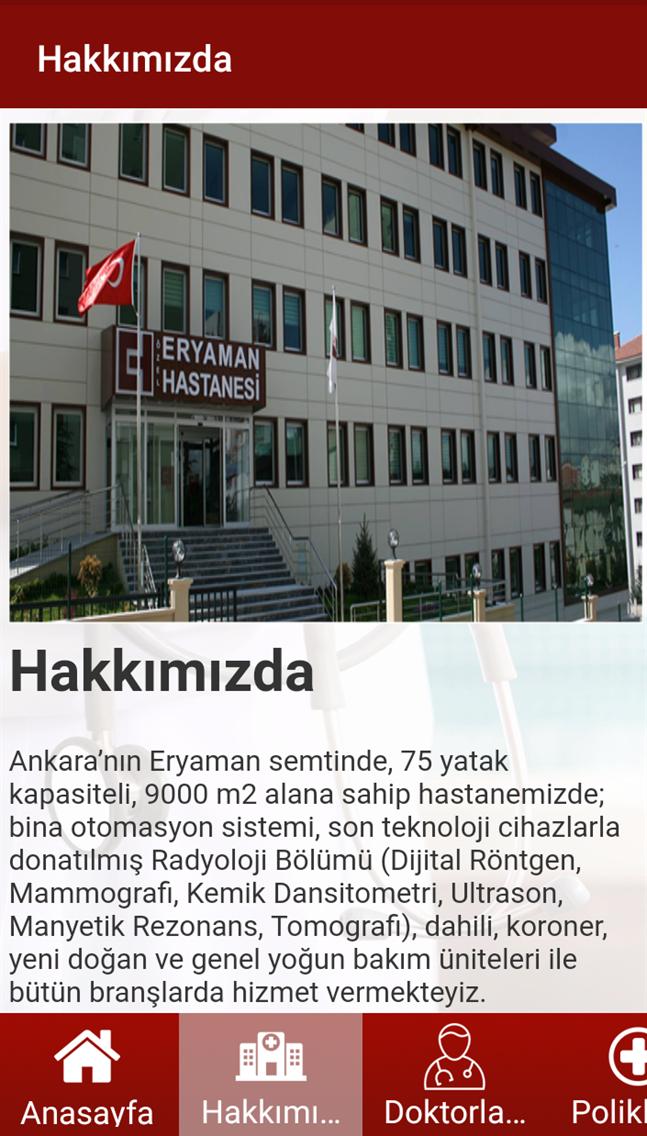 Eryaman Hastanesi