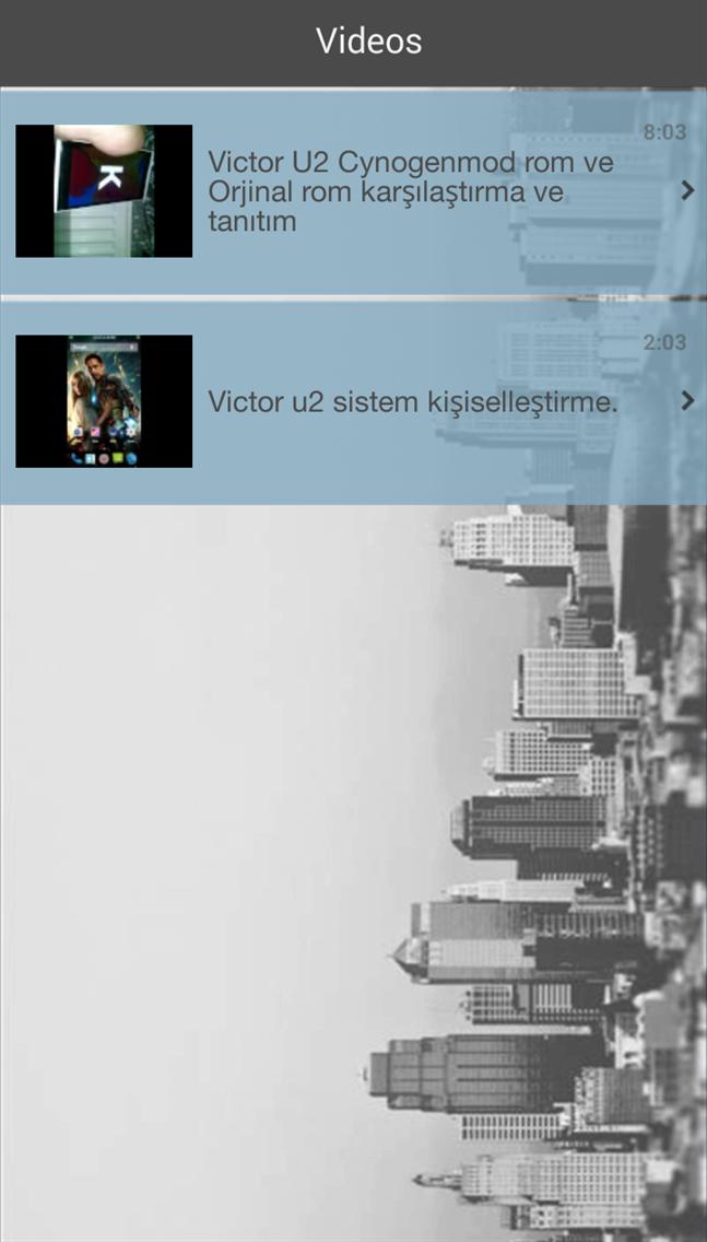 Victor Roms
