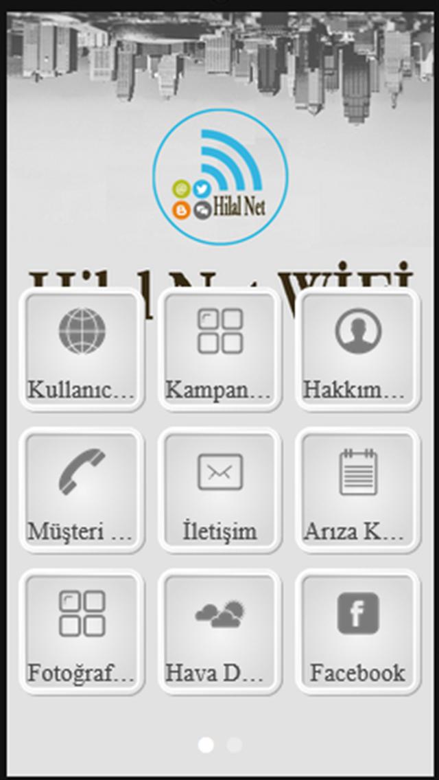 Hilal Net WiFi