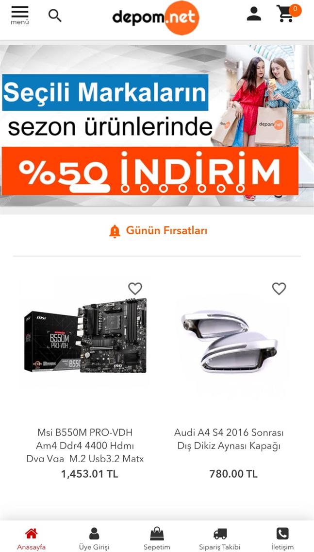 Depom.net