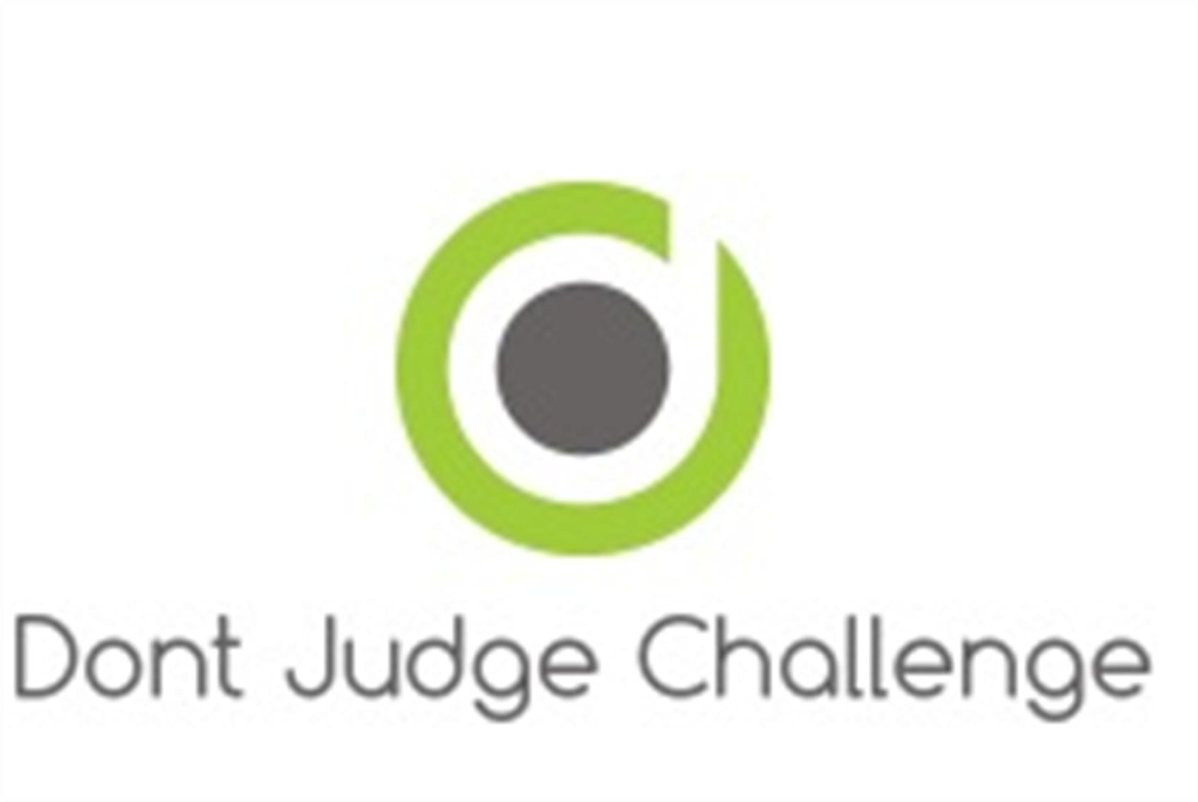 Dont Judge Challenge