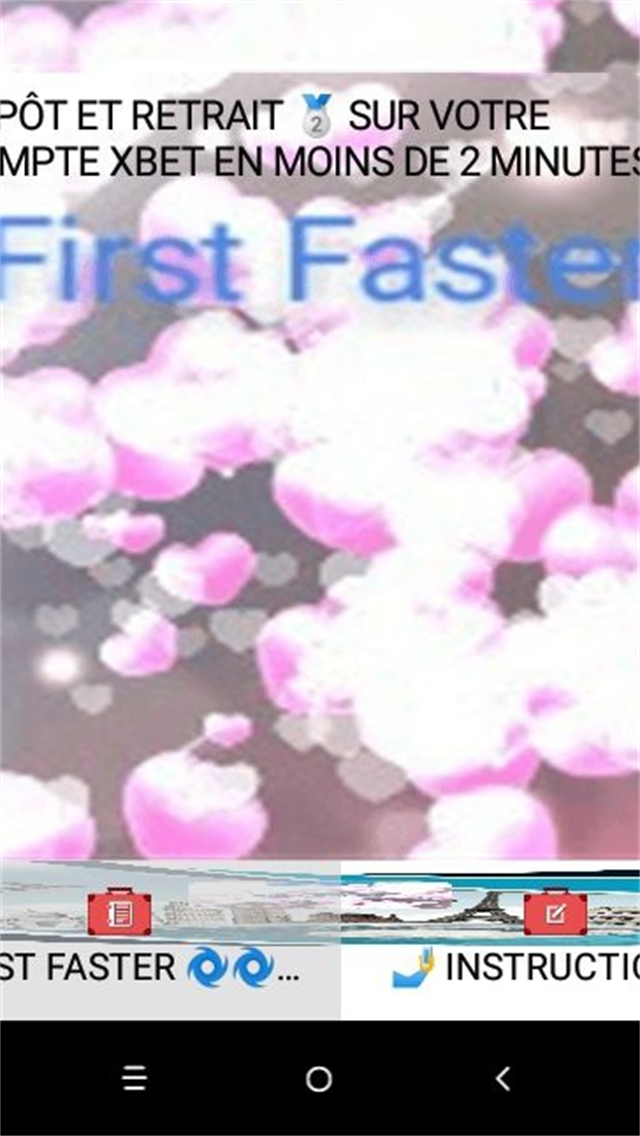 First Faster