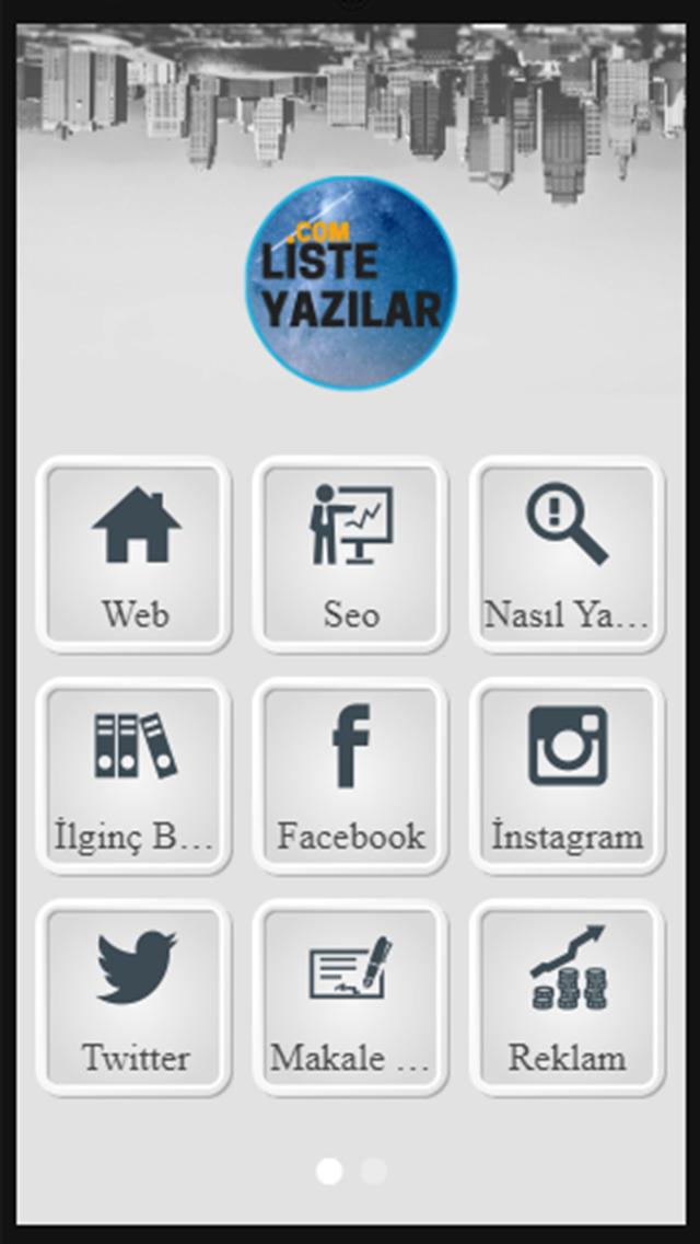 Listeyazilar.com