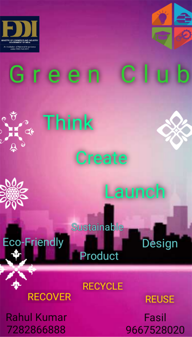 Green Club  FDDI