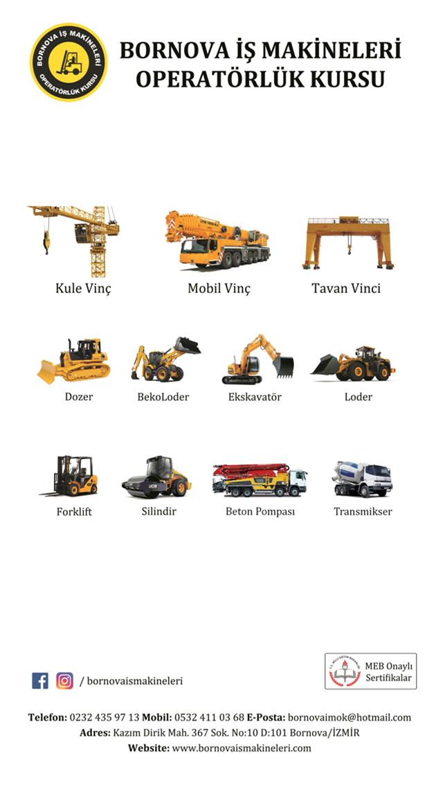 Bornova İş Makineleri