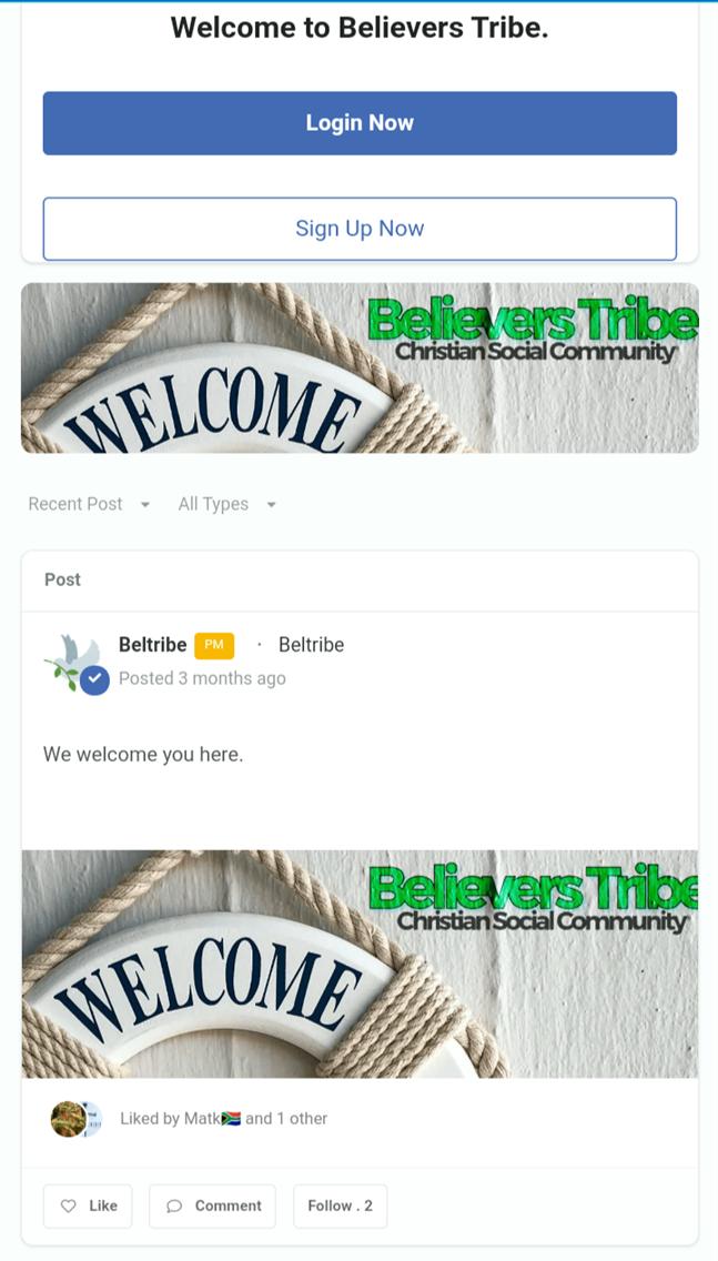Believers Tribe