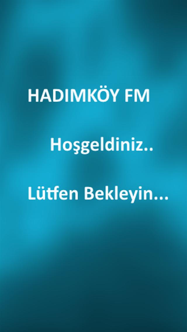 HADİMKÖY FM