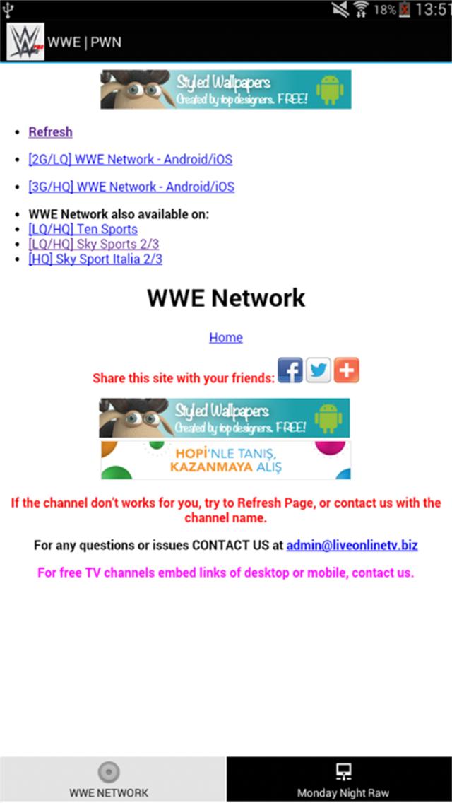 PWN Network