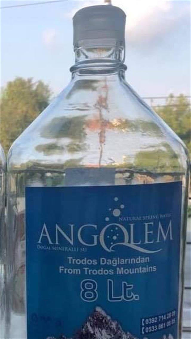 Taşpınar/Angolem Su - Mağusa