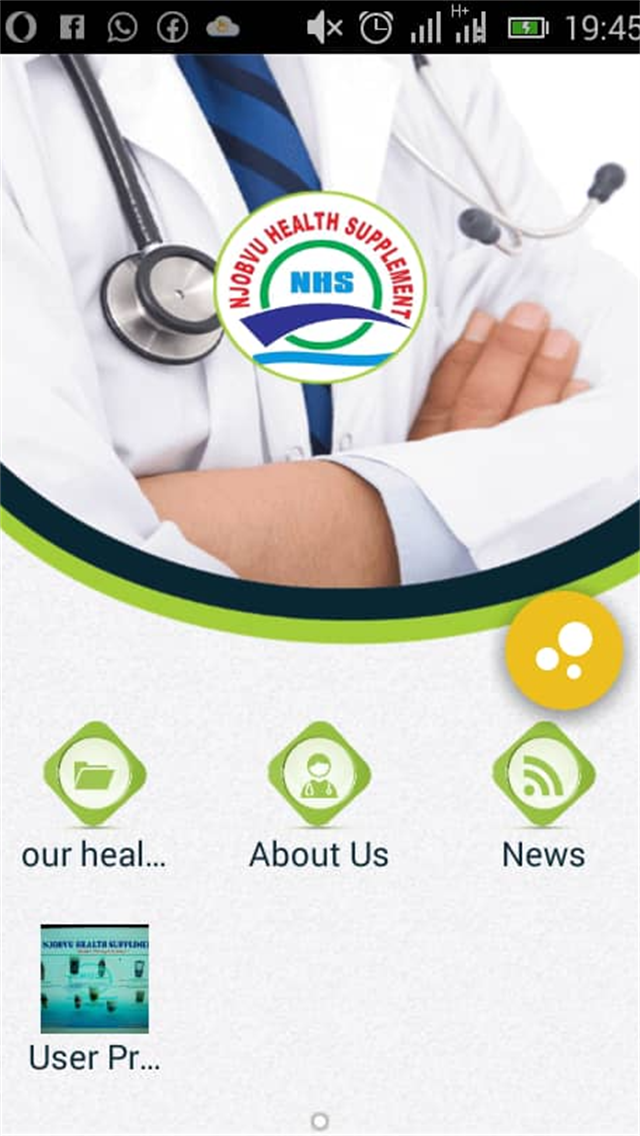 NHS Daily Care
