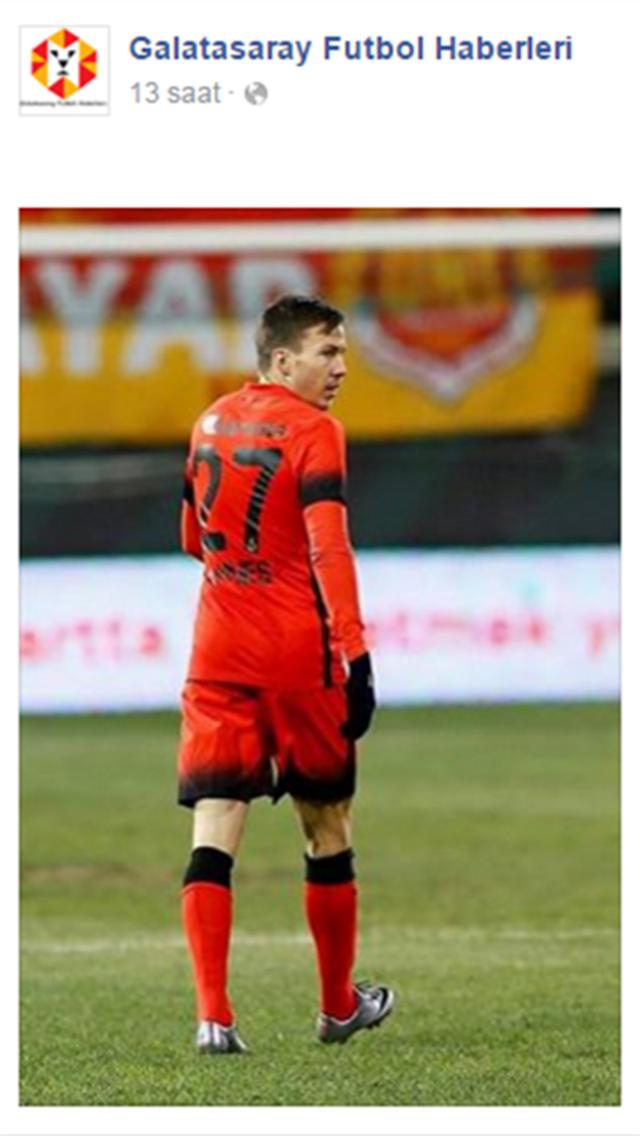 Galatasaray Futbol Haberleri