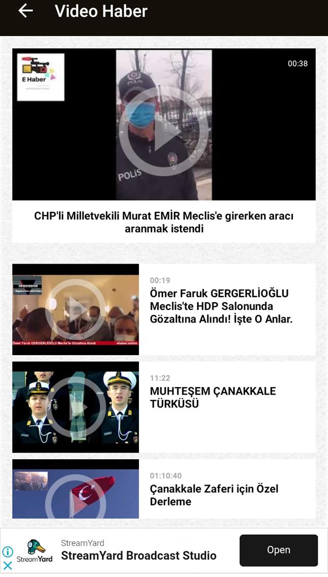 ehaber Online