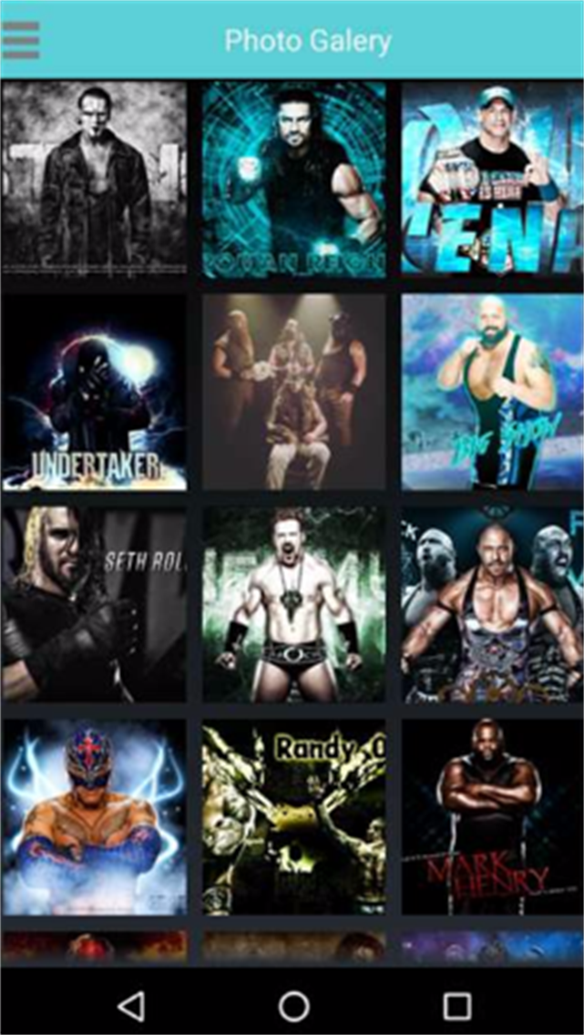Wrestling TV 'WWE
