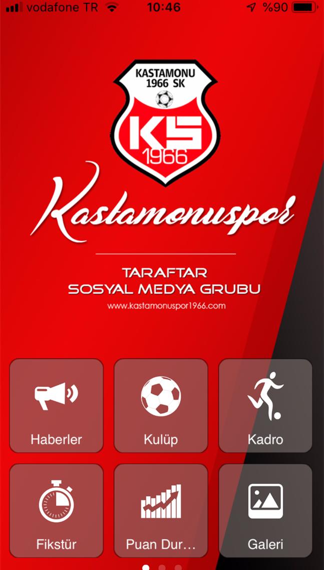 Kastamonuspor 1966