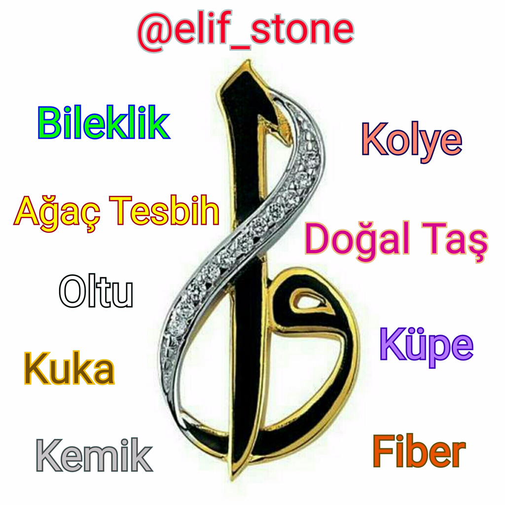 Elif Stone Tesbih