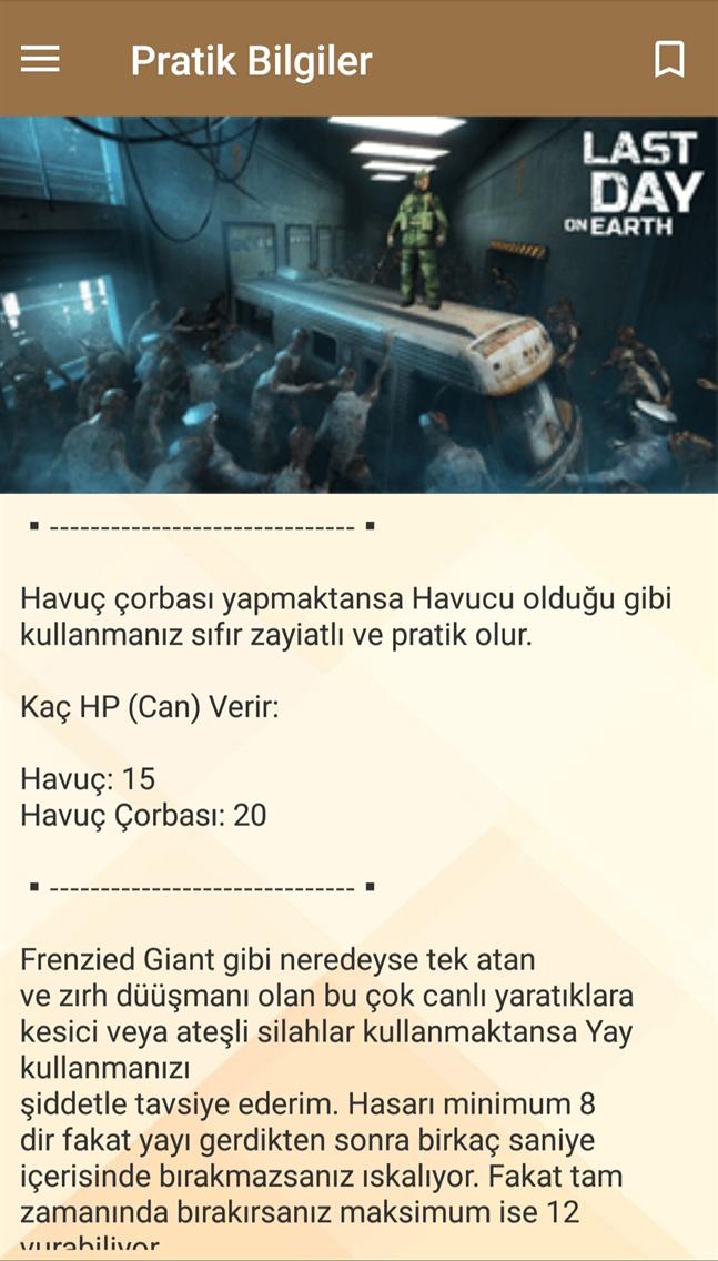 LDOE BİLGİLER