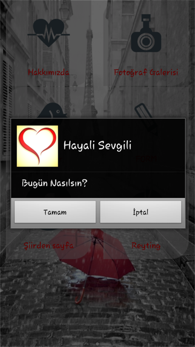 Hayali Sevgili