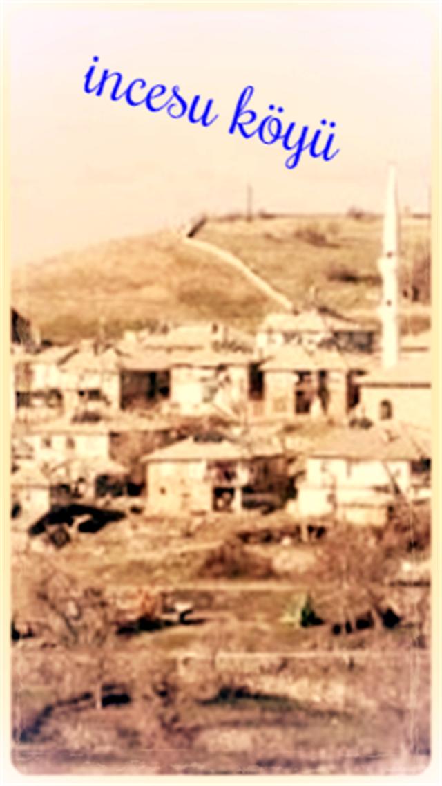 incesu köyü