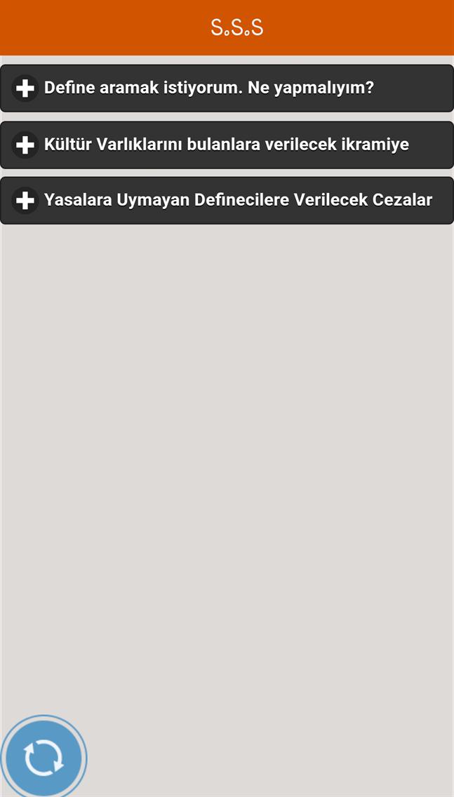 DEFİNE İŞARETLERİ