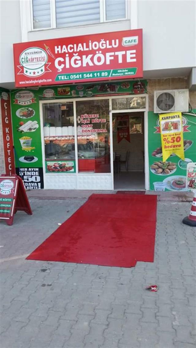 Hacıalioğlu Çiğköfte Mudanya
