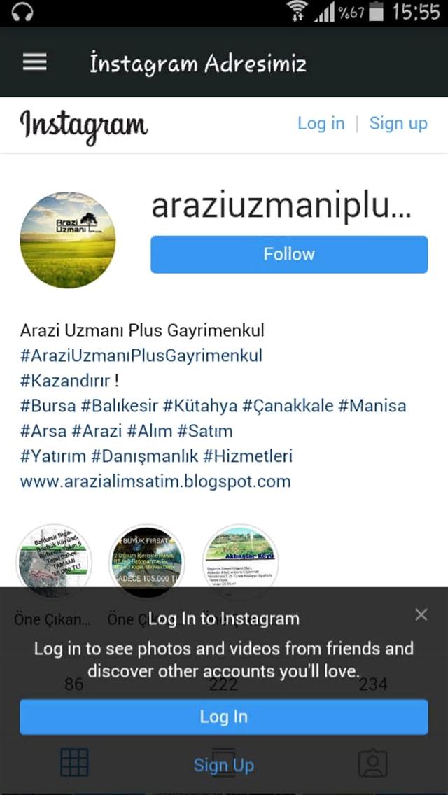 Arazi Al & Sat