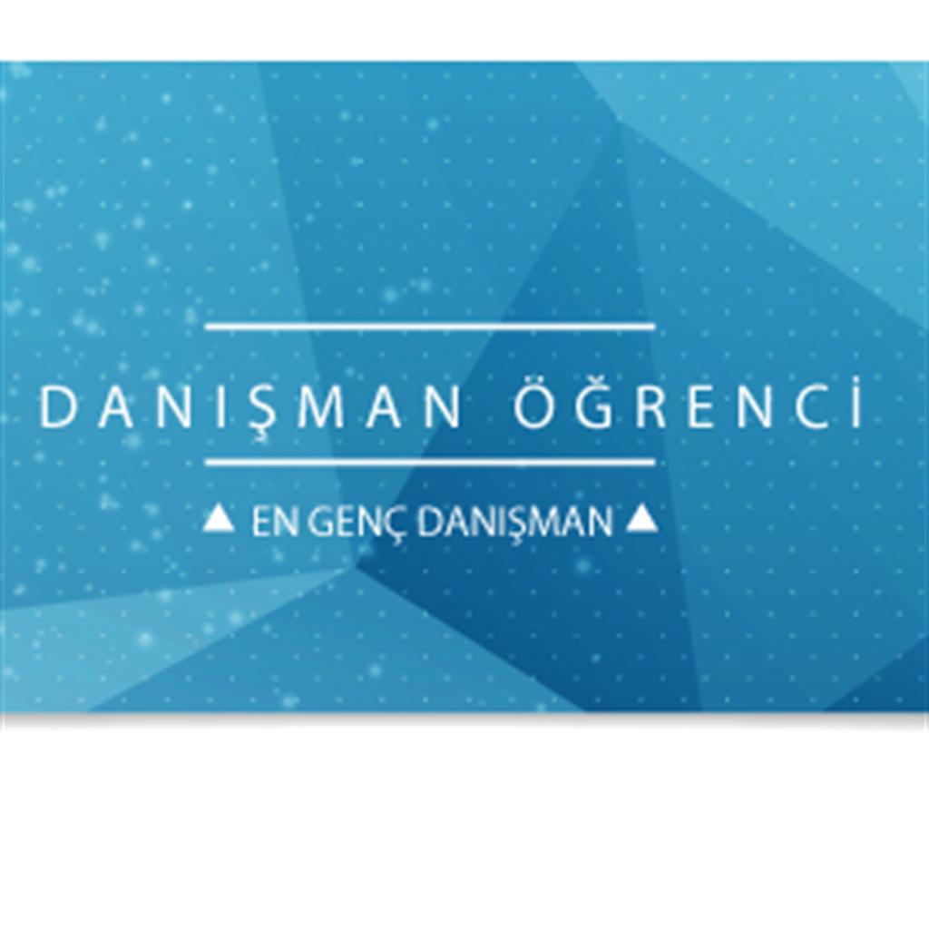 DANIŞMAN OĞRENCİ