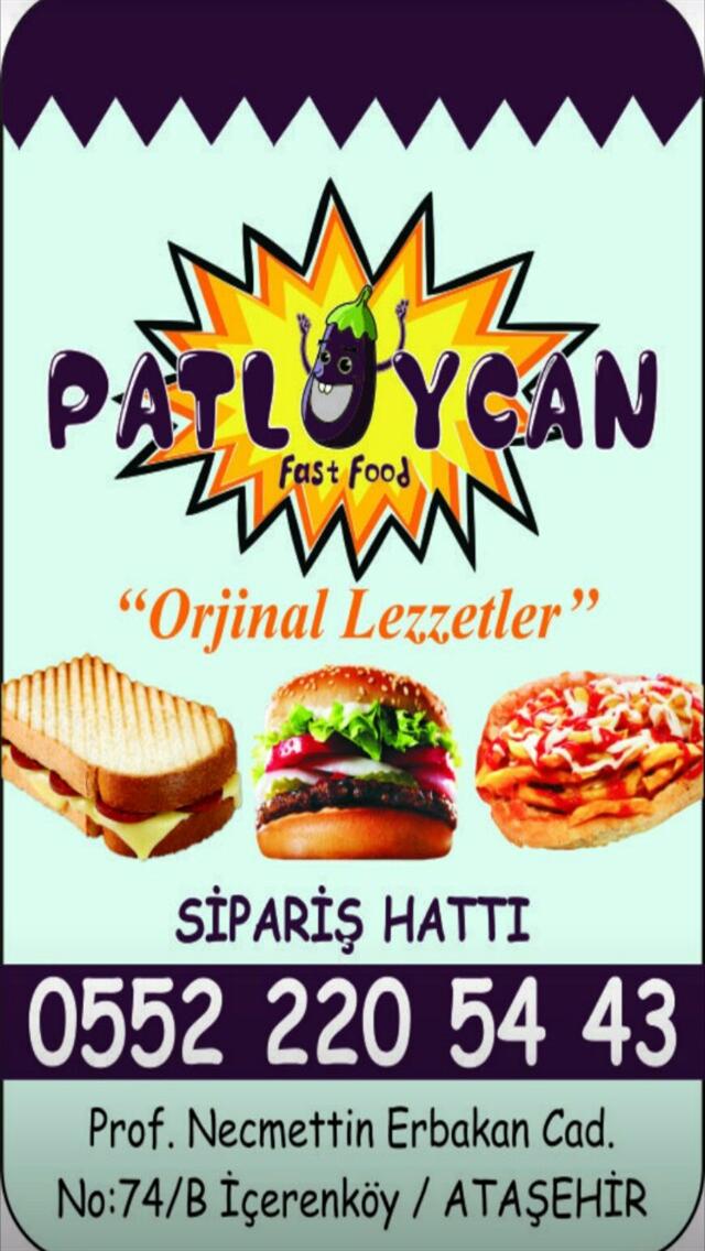 PATLİYCAN FAST FOOD