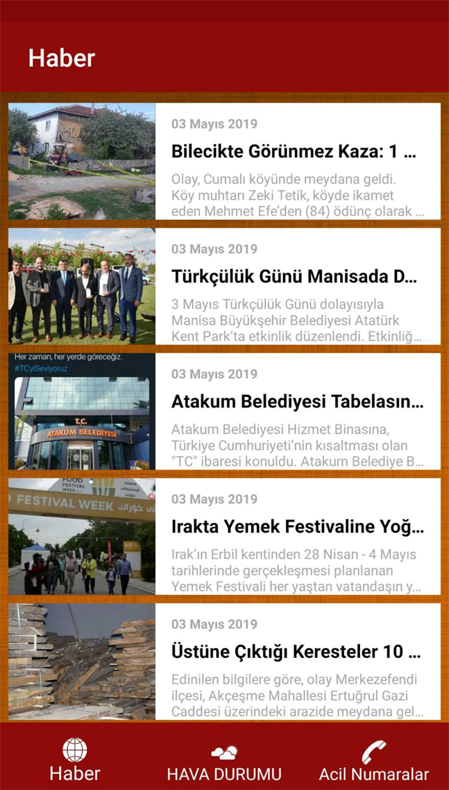 Mobil Kayseri