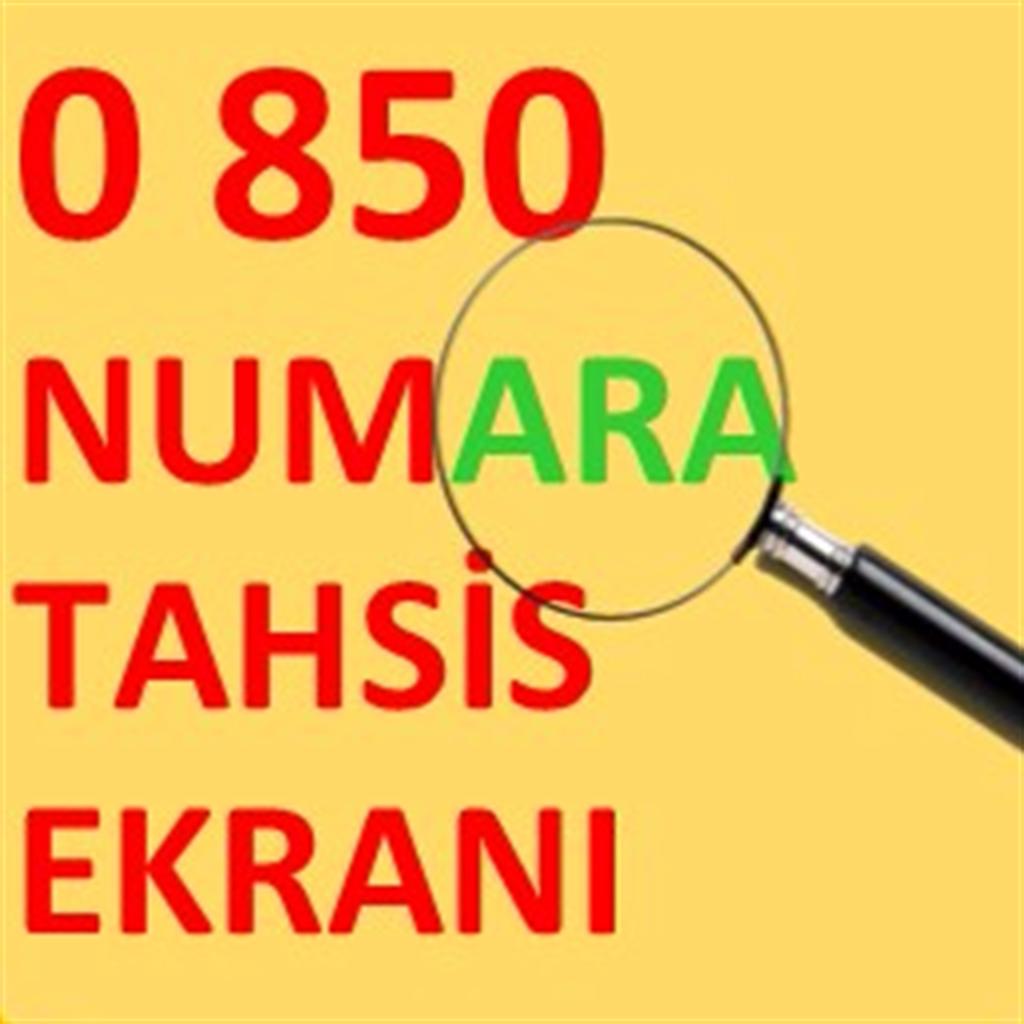 0850 HAT TAHSİSİ