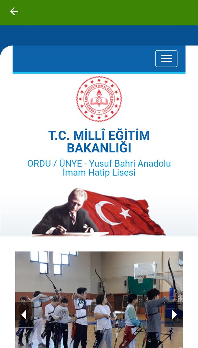 YUSUF BAHRİ A.İ.H.L