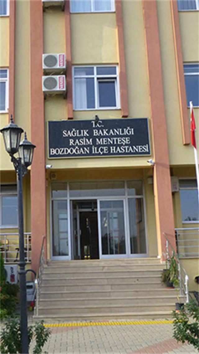 Bozdoğan İlçe Devlet Hastanesi