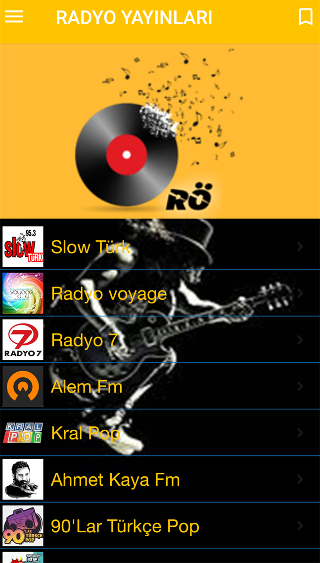 Radyo Öncü Online Radyo müzik