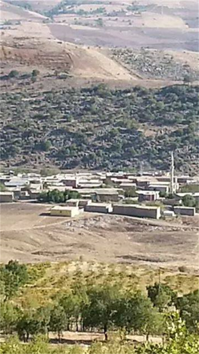 Kesentaş Gisgis Köyü