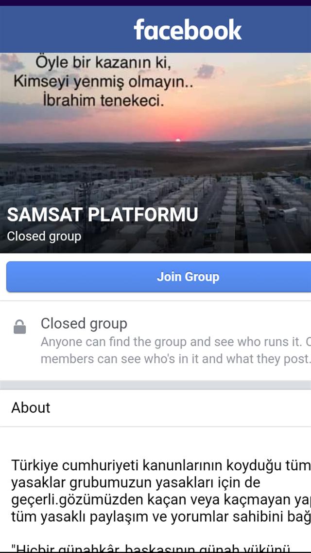 Samsat platformu