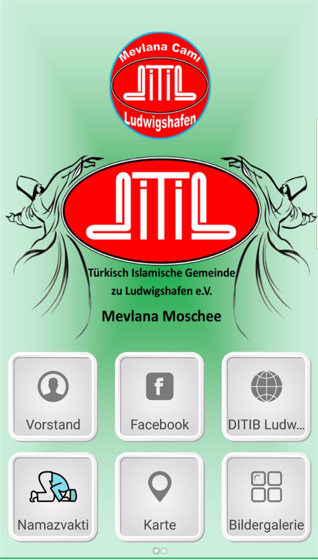 DITIB Ludwigshafen Mevlana