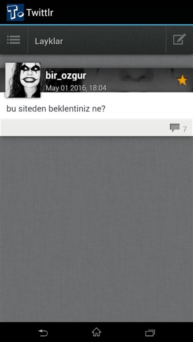 Twittlr