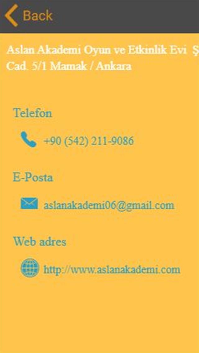 Aslan Akademi