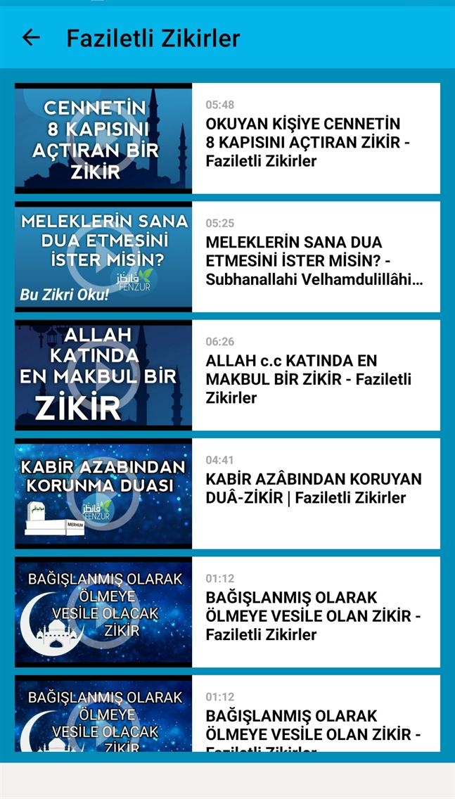 FENZUR MOBİL